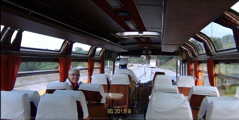 Balade en Forêt Noire en autocar ancien