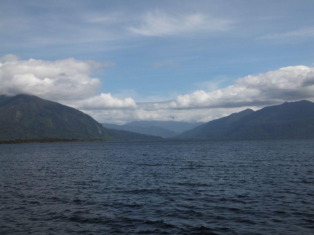 Road Trip with Pierre : Pancakes rocks, Lake Brunner &amp&#x3B; Arthur's Pass