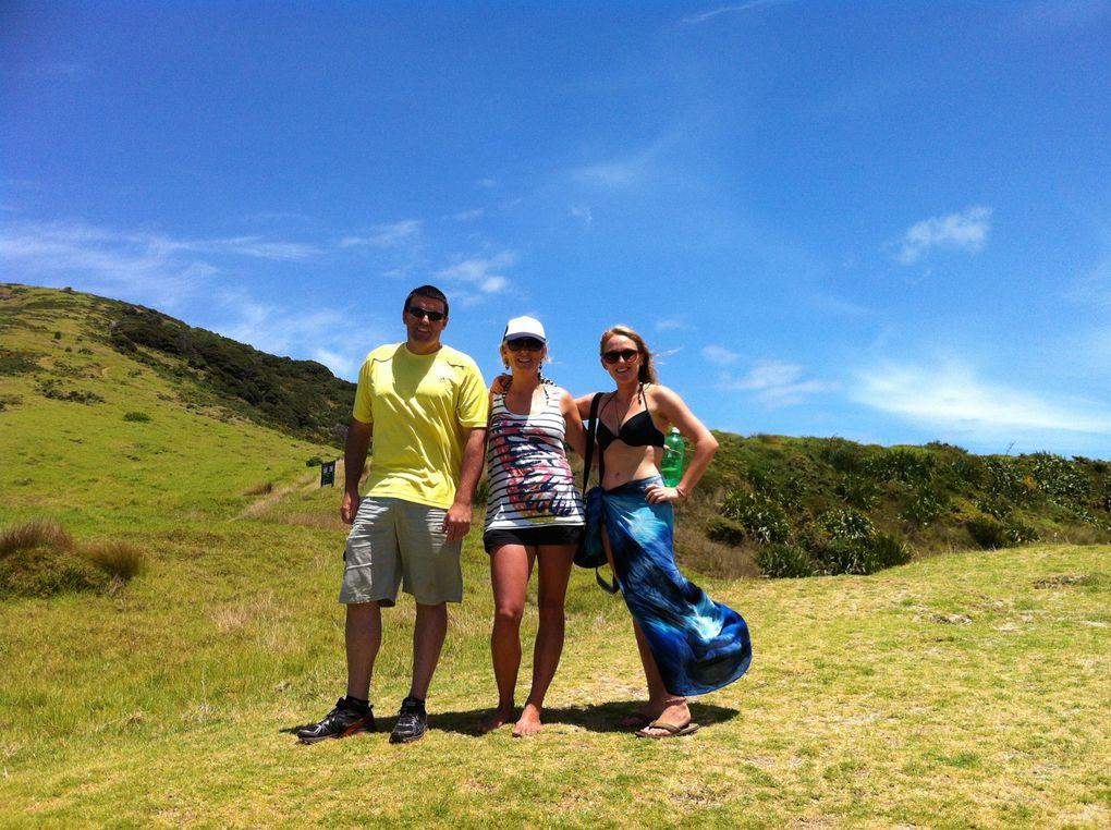 Ocean Beach avec Mari & Kerrie