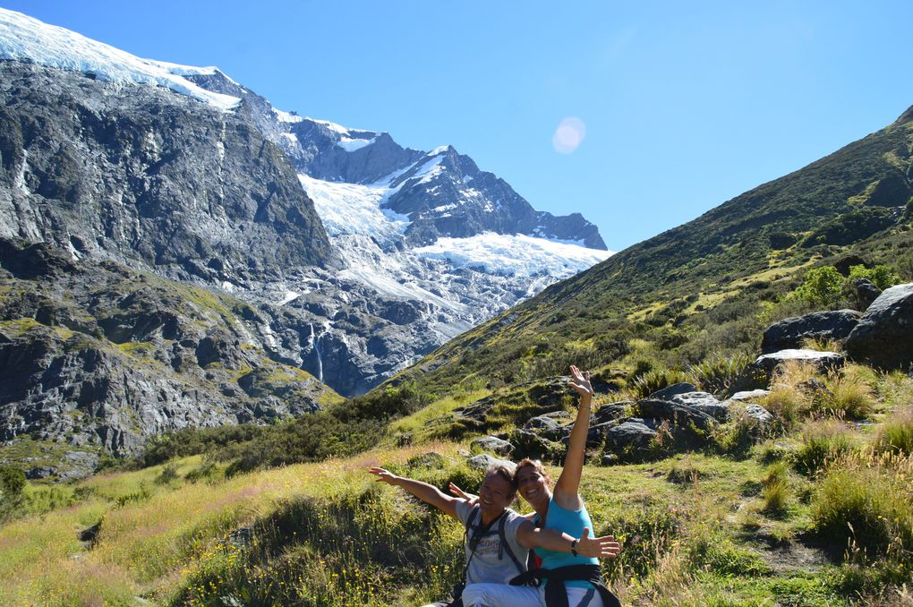 Roadtrip South Island : Rob Roy Valley Track &amp&#x3B; Queenstown