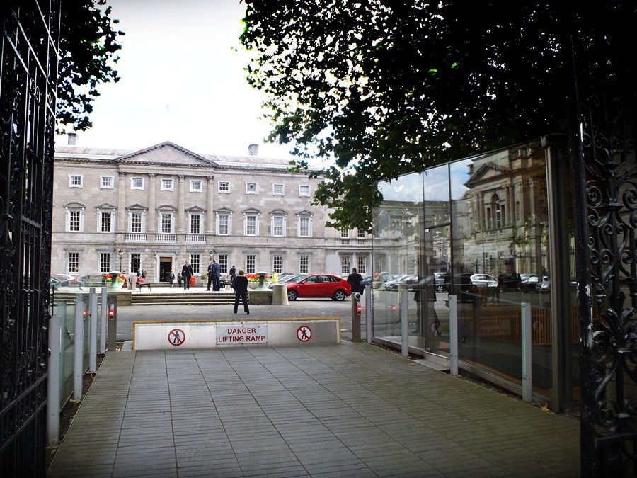"The ""White House"" of Dublin, by the same architect"