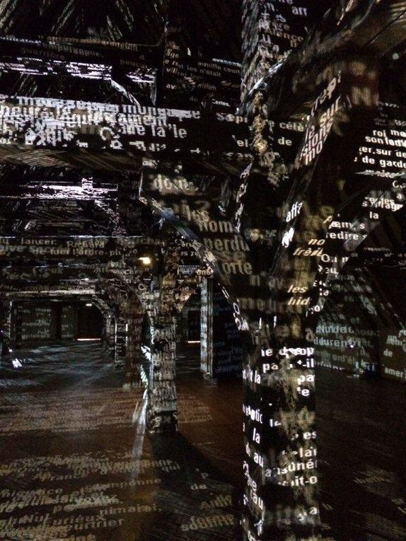 Charles Sandison, écrits sous le toit