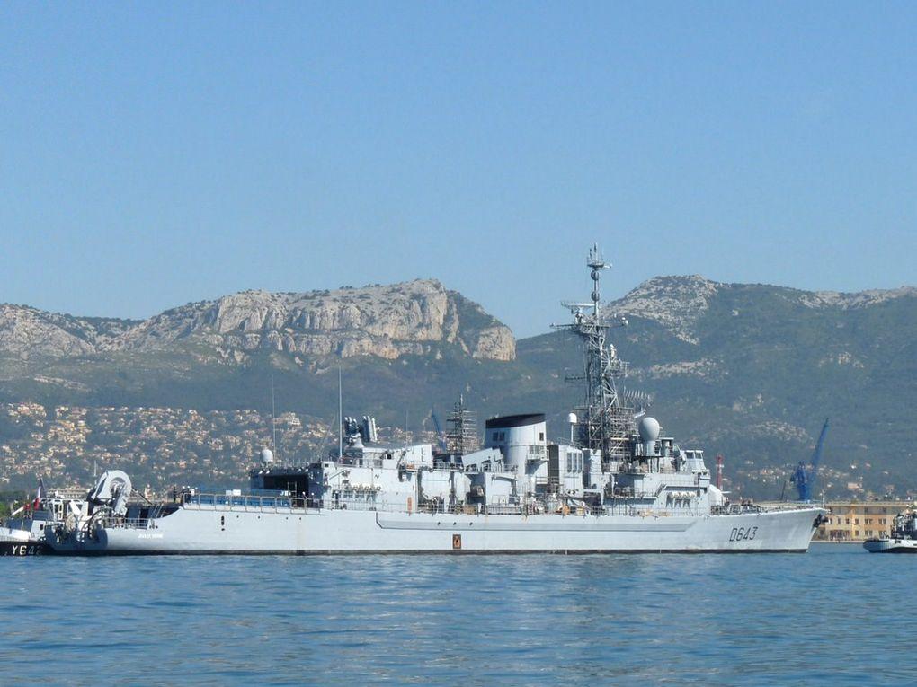JEAN DE VIENNE  D643 , Frégate anti-sous marine, Type F70