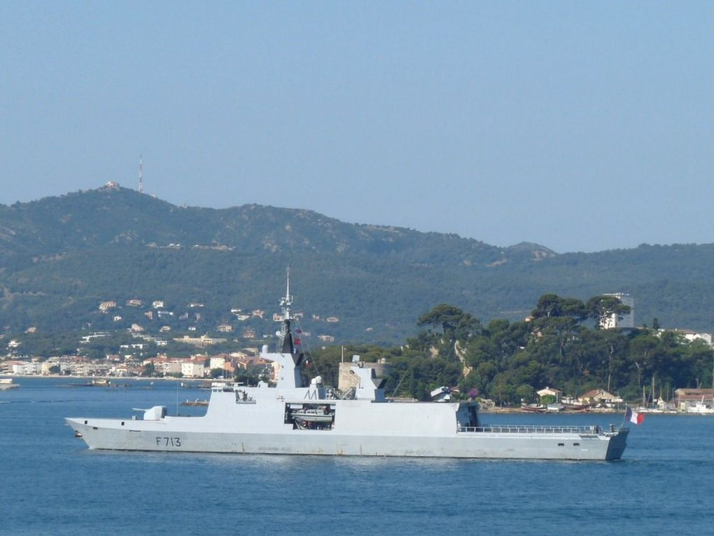 ACONIT  F713 , ,Frégate FLF ,Type La Fayette