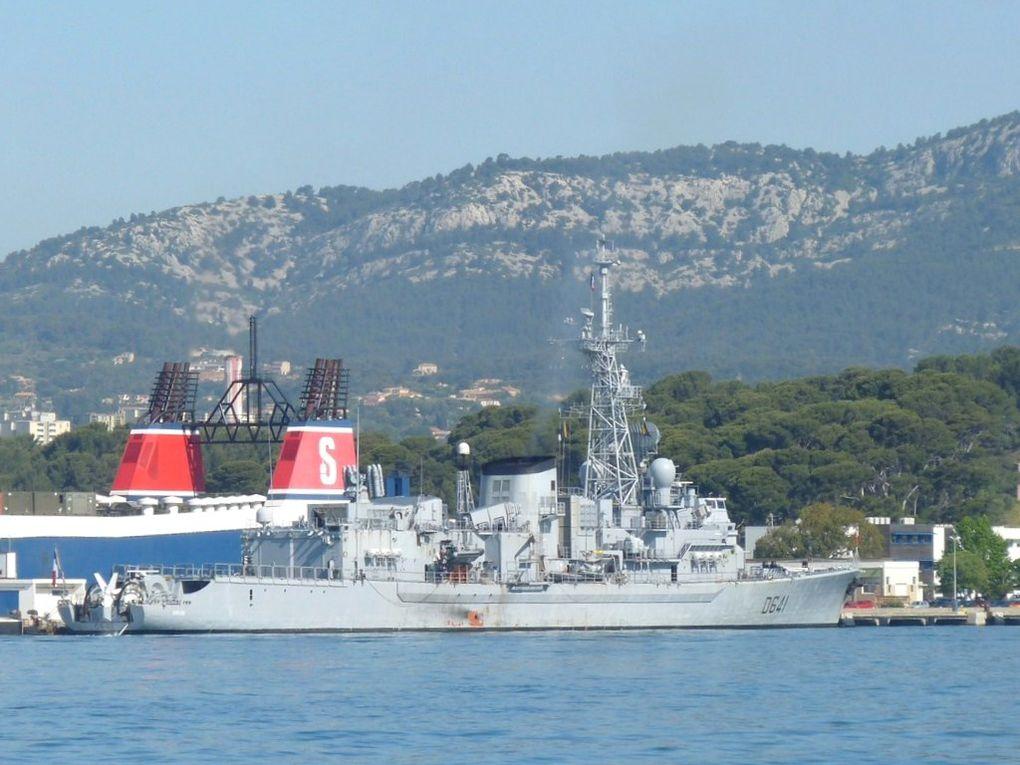 DUPLEIX D641 , Frégate anti-sous marine, Type F70