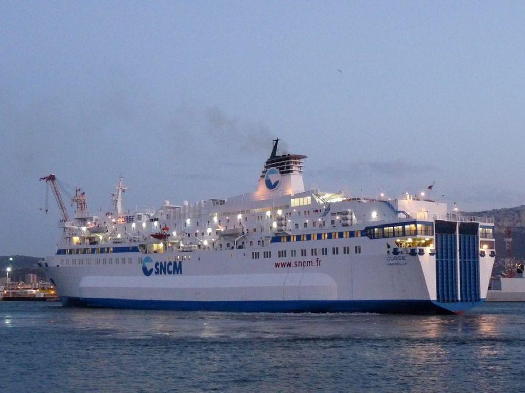 CORSE ,à Toulon