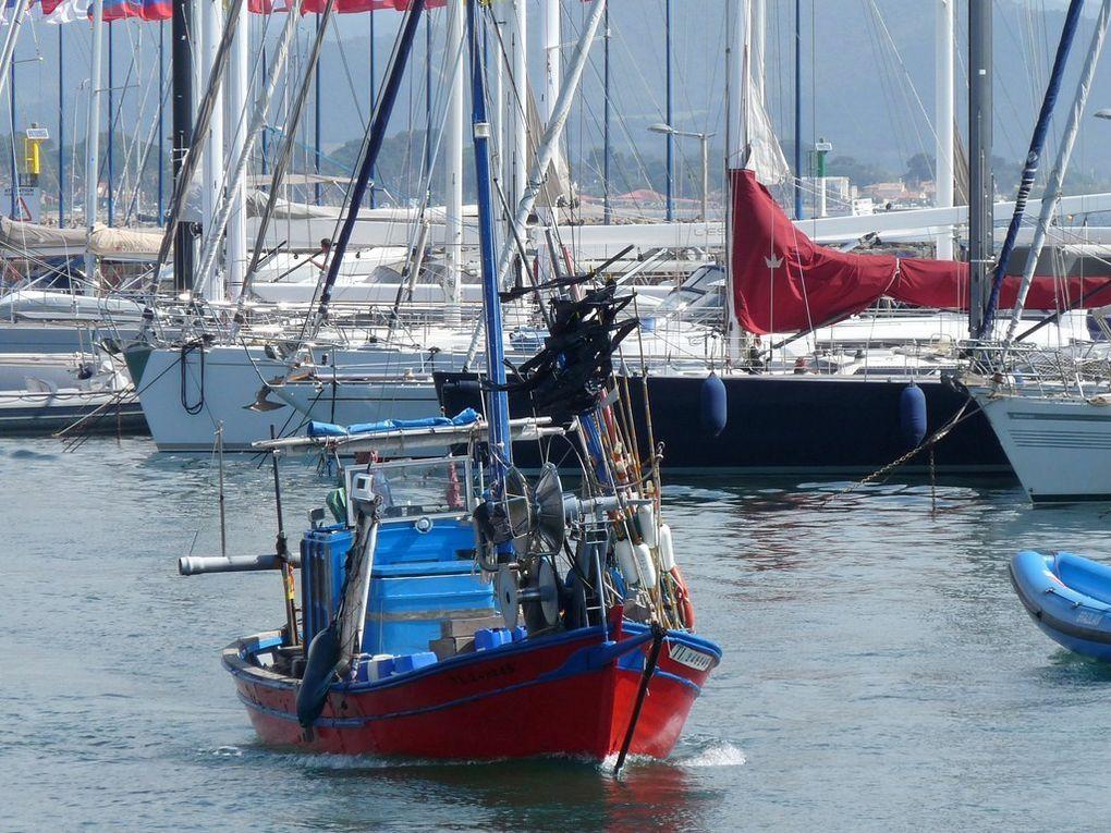 CORAILLEUR  TL 249245 .Départ pour la zone de pêche le 09 mai 2012