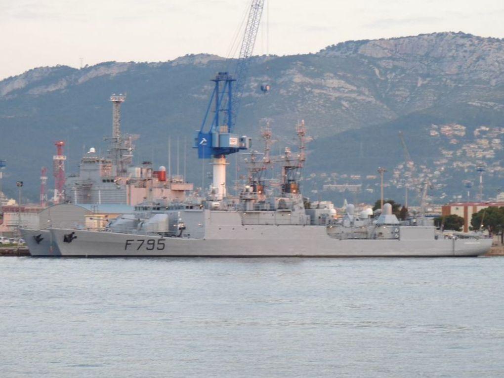 Commandant DUCUING  F795 , Aviso-Patrouilleur de haute mer , Type A69