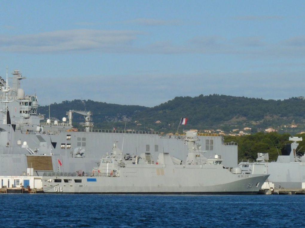 SULTAN  MOULAY  ISMAIL  614 , Frégate de la marine royale marocaine