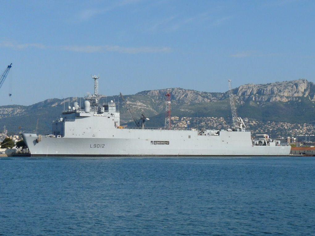 SIROCO  L9012 ,  Transport de chalands de débarquement , TCD