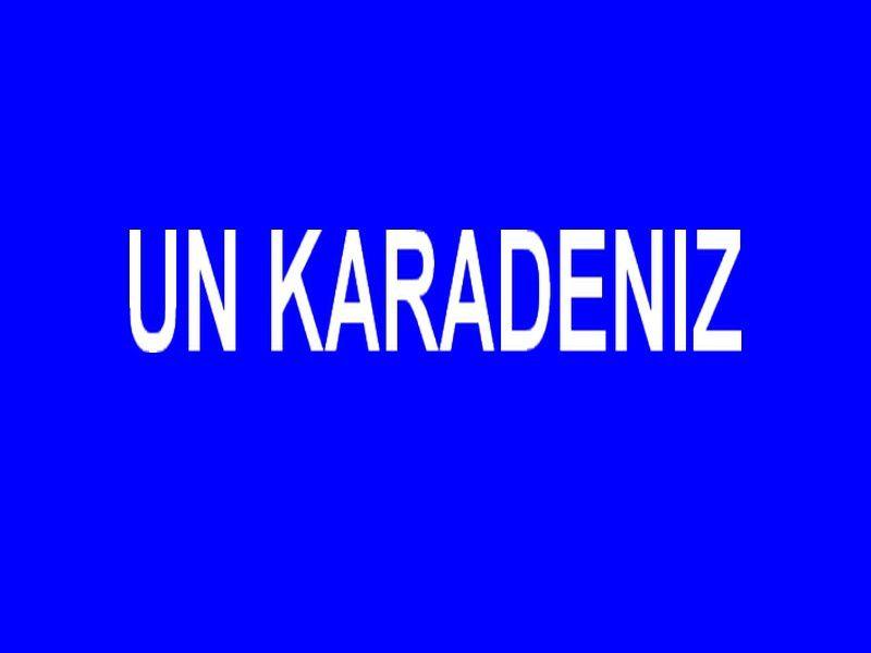 UN KARADENIZ