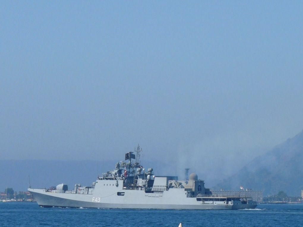TRISHUL  F43 , Frégate de la marine indienne