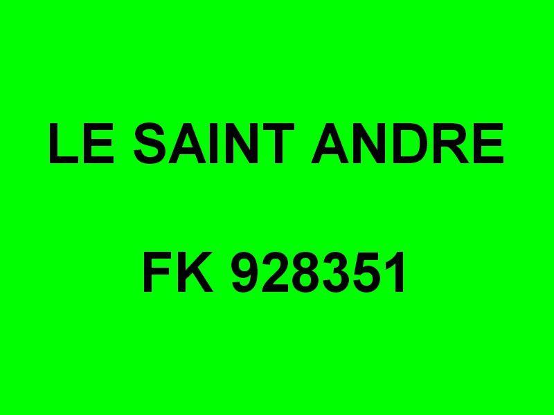 LE SAINT ANDRE  FK928351