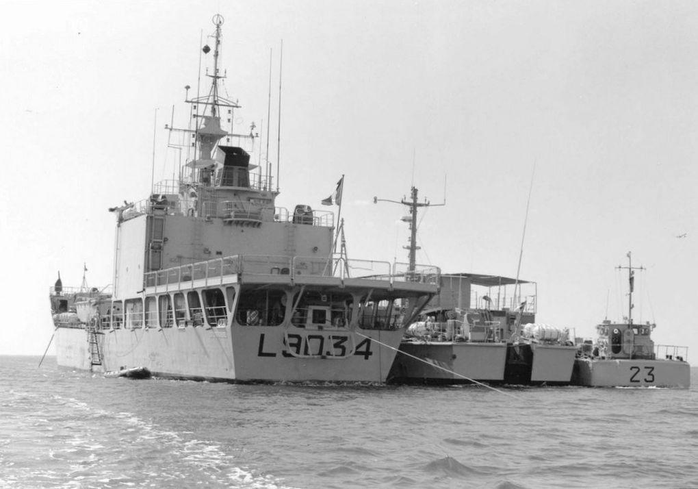 LA GRANDIERE  L9034 , Batiment de Transport Leger , BATRAL
