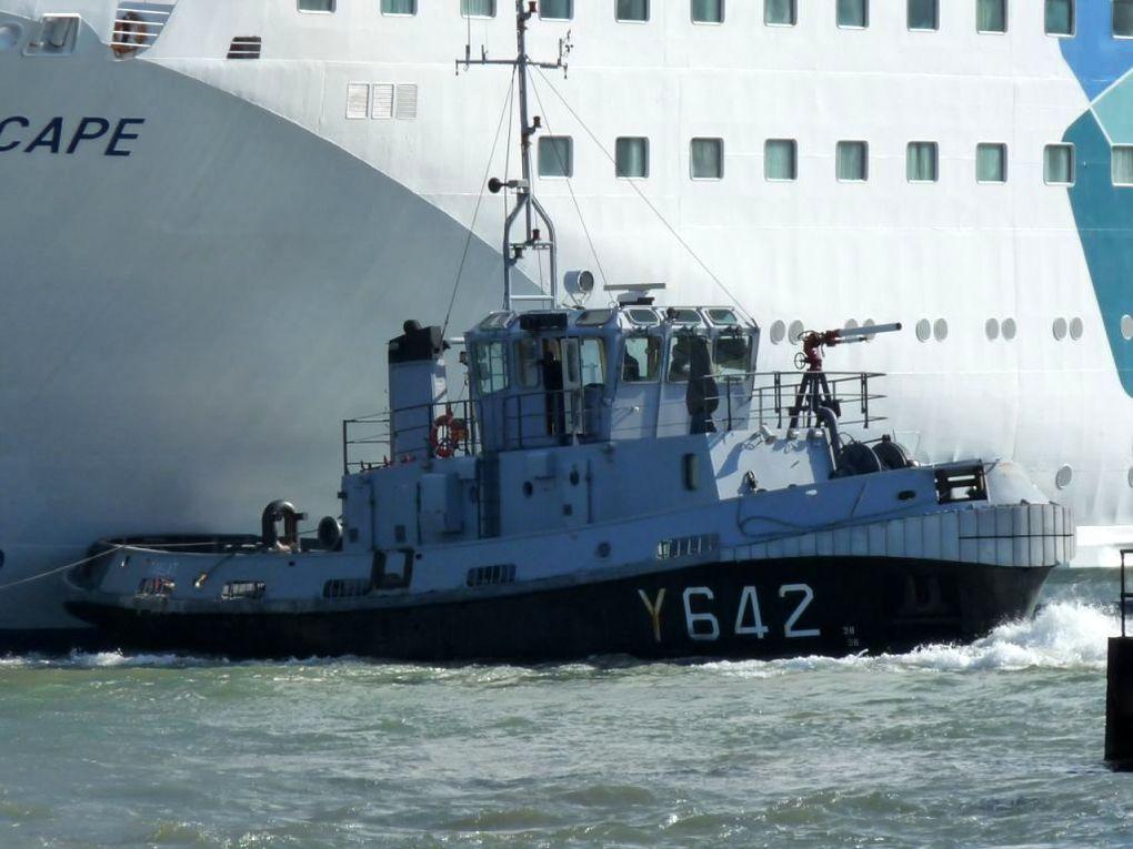 TAILLAT  Y642 , Remorqueur Portuaire de 12T , RP12