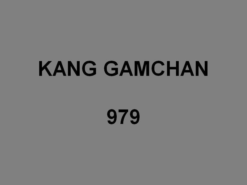 KANG GAMCHAN  979 , Frégate de la marine Sud Coreenne