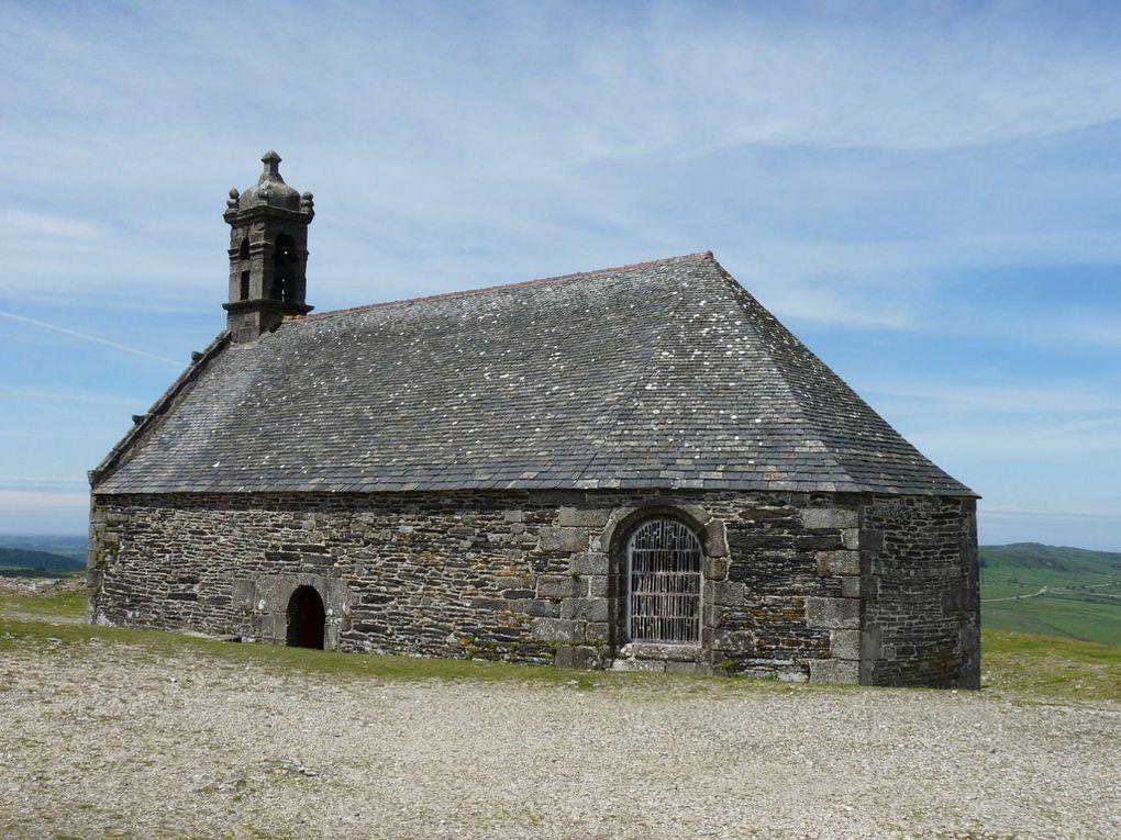 Le mont Saint Michel de Braspers et sa chapelle