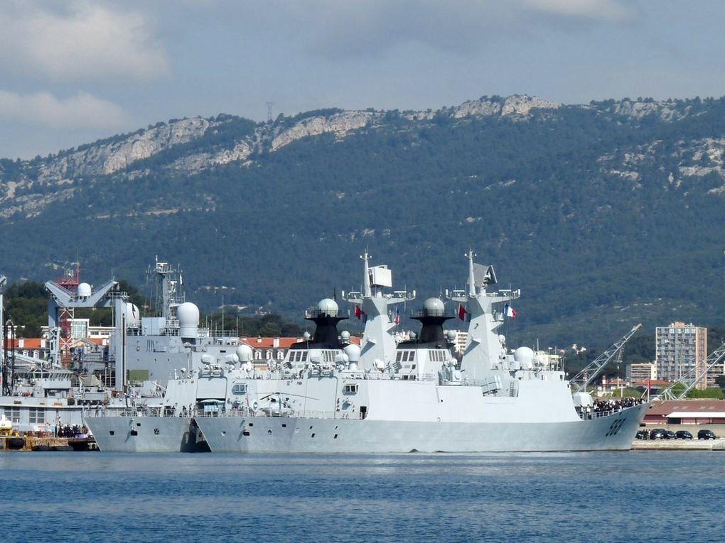 HENGYANG 568 , Frégate de la marine chinoise