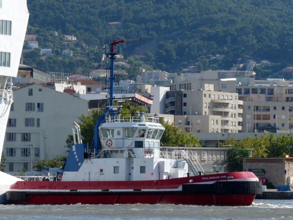 TOULONNAIS XVII , Remorqueur du port de Toulon