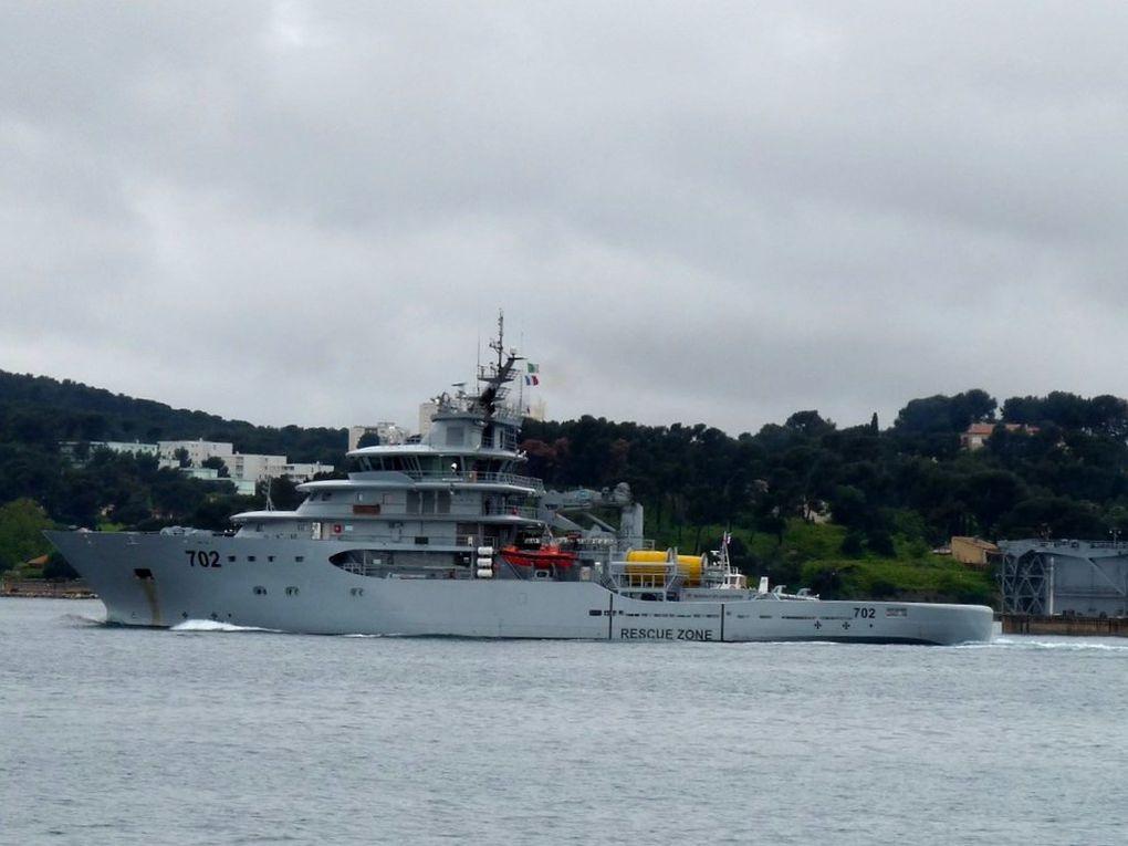 EL MOUSSIF 702 , Remorqueur de la marine Algérienne