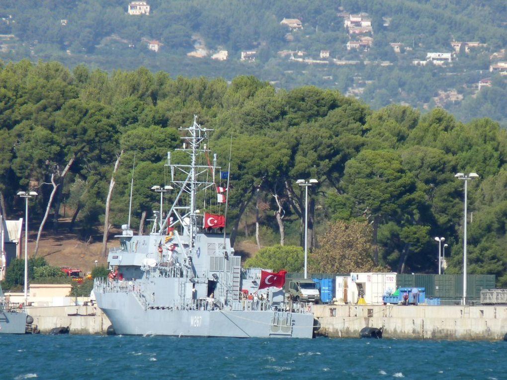 AYVILIK M257 , Dragueur de la marine turque