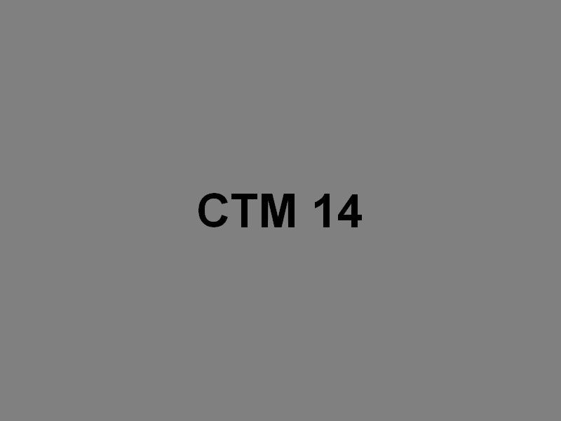 CTM 14 , (Chaland de Transport de  Marériel )