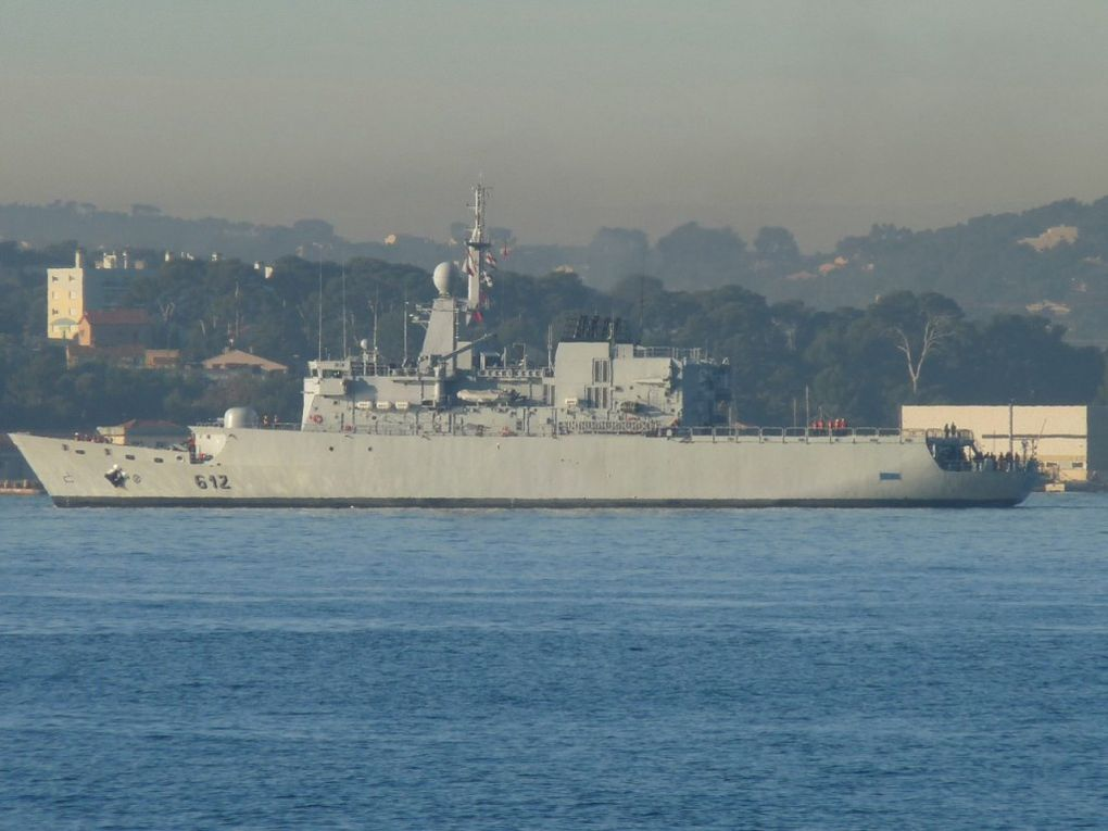 HASSAN II  612 , Frégate de la marine royale marocaine