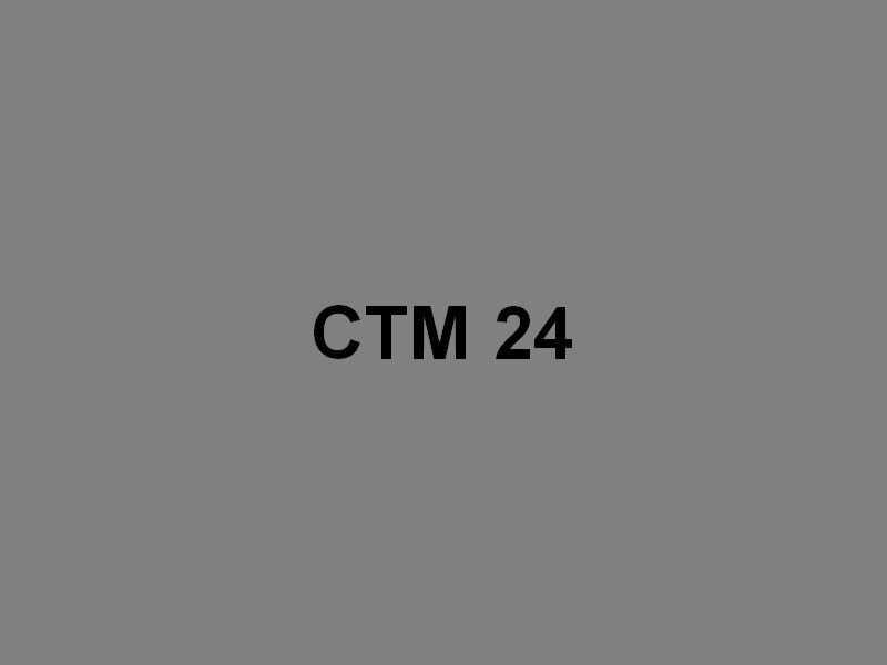 CTM 24 ,   Chaland de Transport de  Marériel