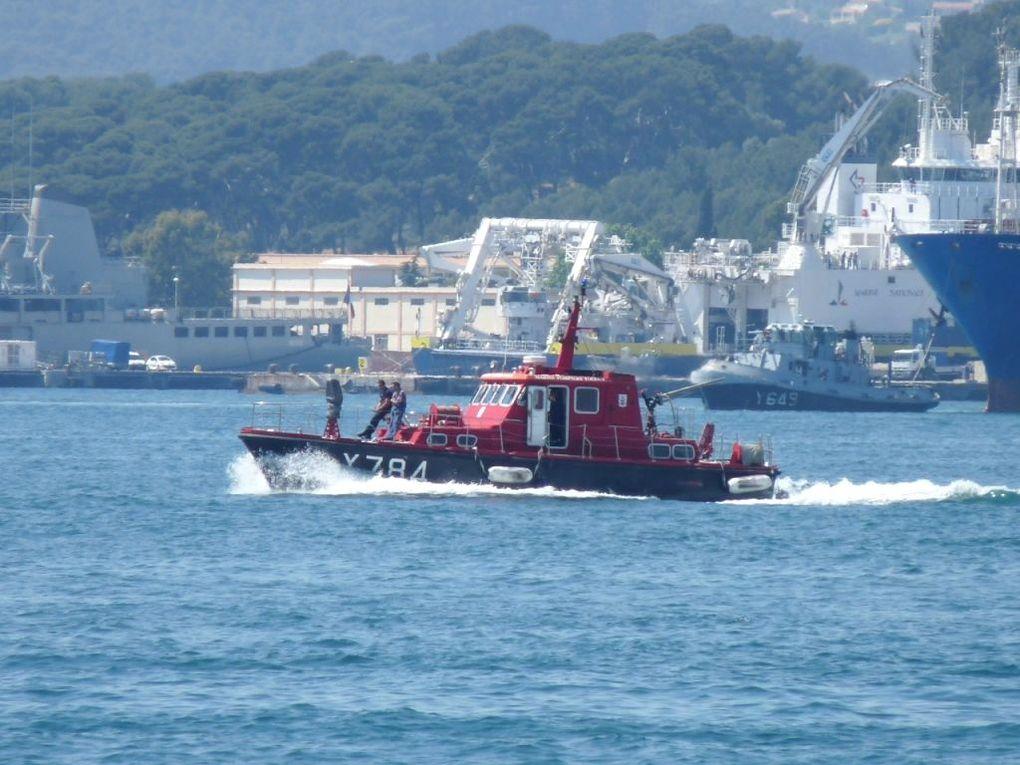 LA LOUDE  Y784 , Vedette des marins pompiers