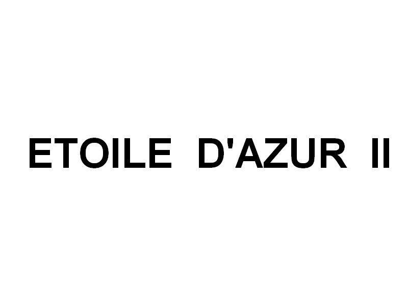 ETOILE D'AZUR II