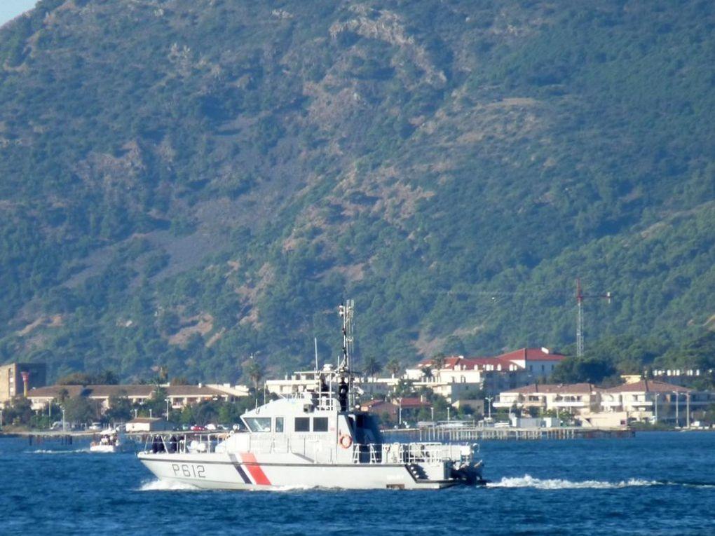MAURY  P612 , Vedette Cotière de Surveillance Maritime (VCSM) , basée à Gruissan (Aude)