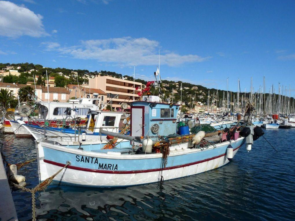 SANTA MARIA , TL 326421,  dans le port de St Mandrier
