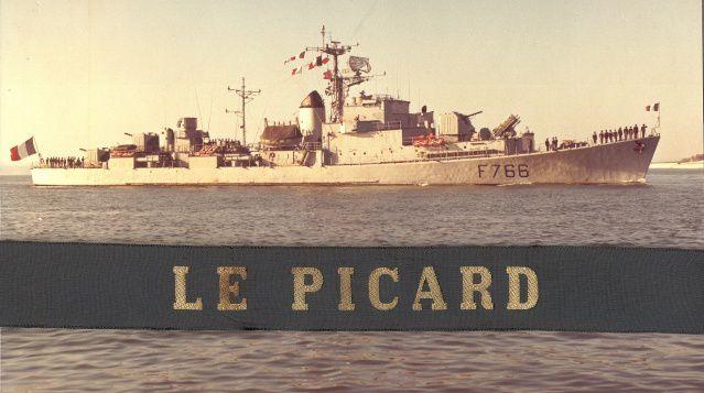 LE  PICARD  F766 ,Escorteur rapide