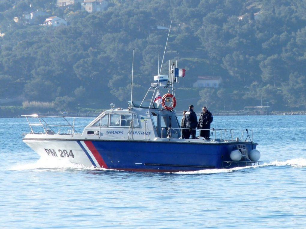 CAP D'AZUR  PM 284 , Vedettes des affaires maritimes