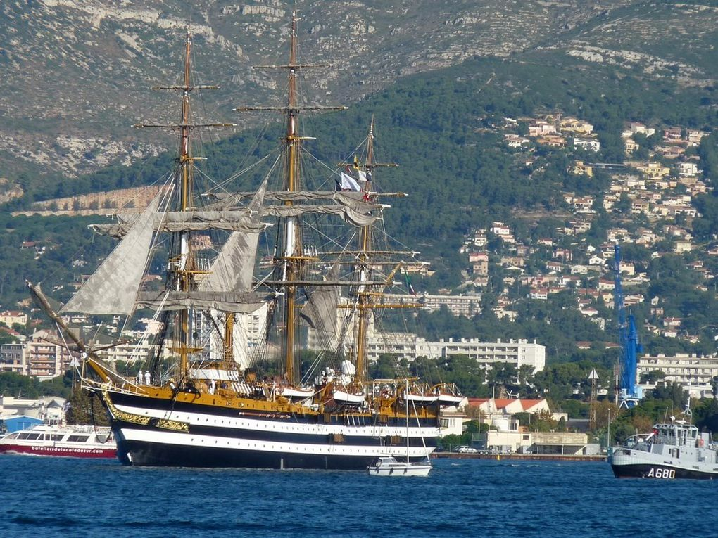 AMERIGO VESPUCCI , Voilier de la marine italienne