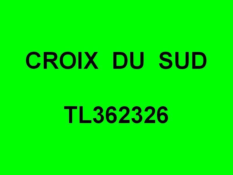 CROIX DU SUD  TL362326 , dans le port de Port Pothuau à Hyères