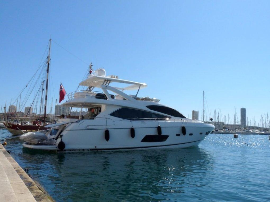 VEDI , dans le port de Toulon