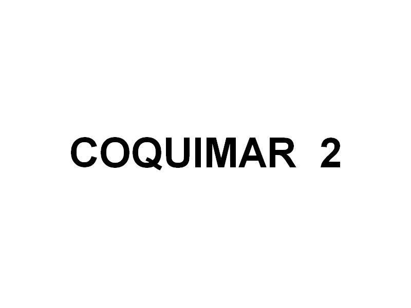 COQUIMAR 2 , dans la baie de Tamaris