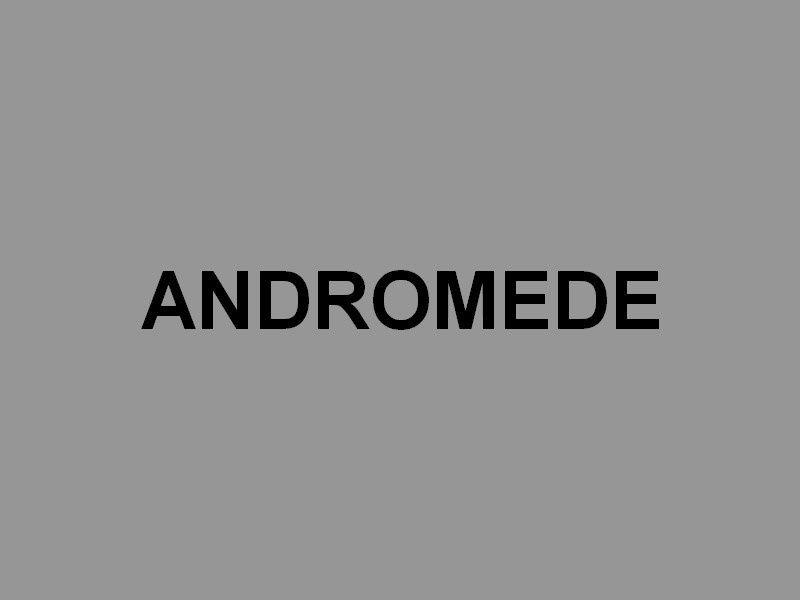 ANDROMEDE , vedette de servitude