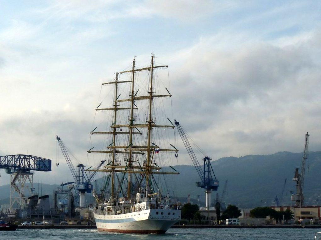 MIR ,  le 26 et 30 septembre 2013 à Toulon