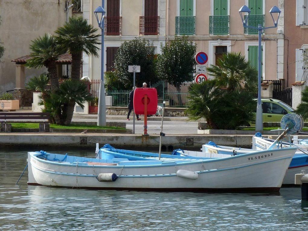 GIGI , dans le port de Saint Mandrier