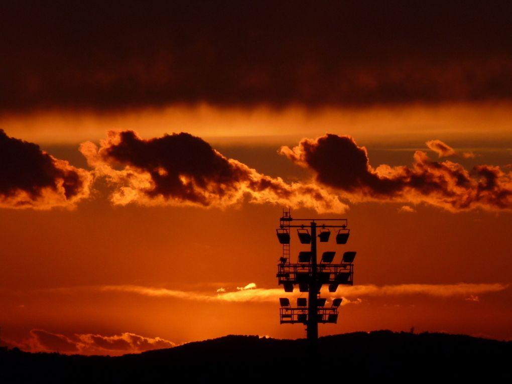 Coucher de soleil du 28 février 2013