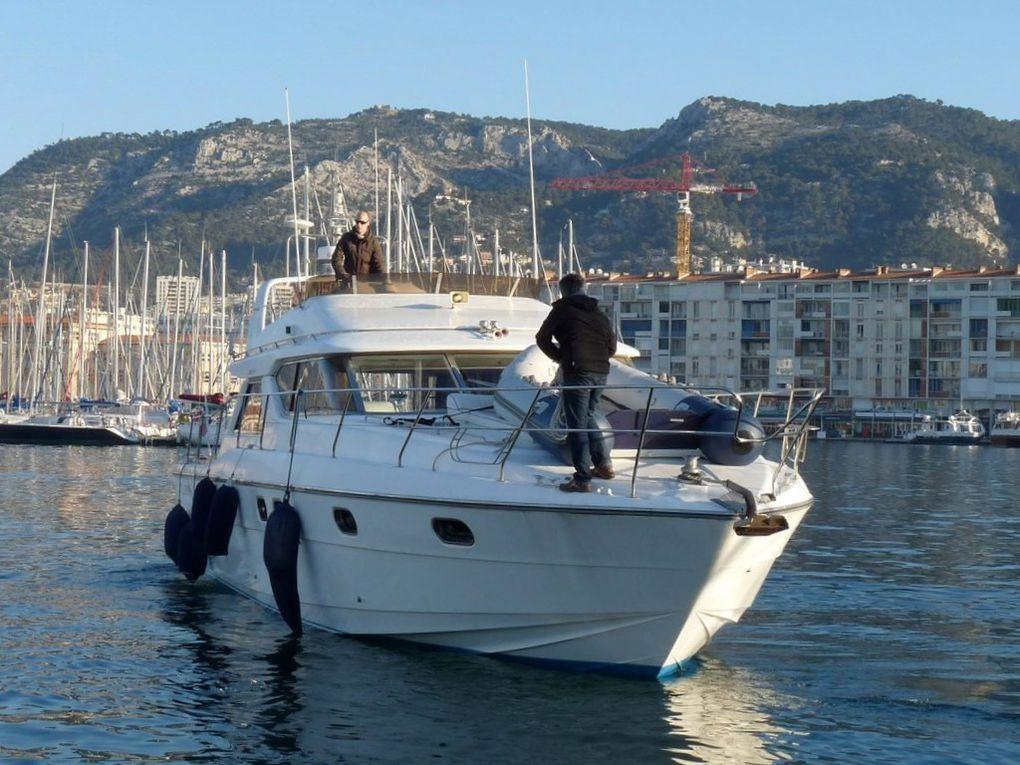 LADY ZABETH , dans la darse vieille à Toulon