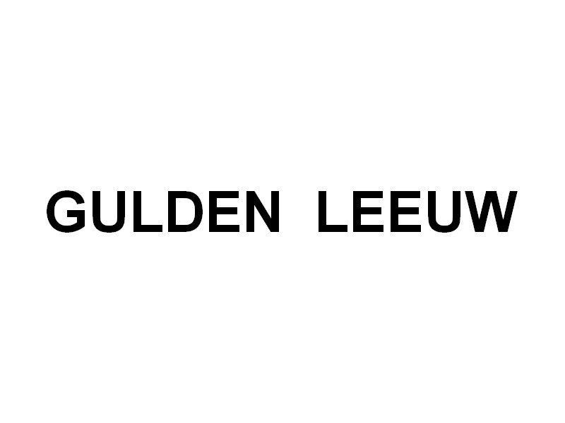 GULDEN  LEEUW