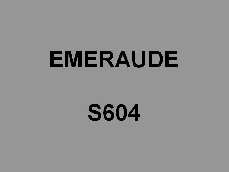 EMERAUDE  S604 , Sous Marin Nucléaire d'Attaque
