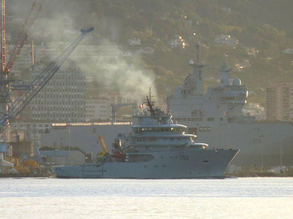 EL MOUSSANID  703  , remorqueur de la marine Algérienne
