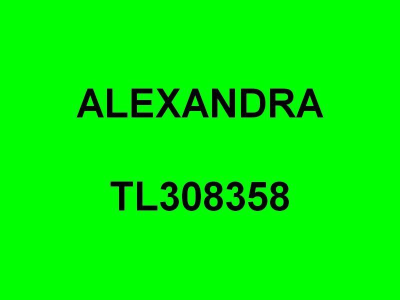 ALEXANDRA  TL308358 , dans le port de la Madrague à Saint Cyr sur Mer