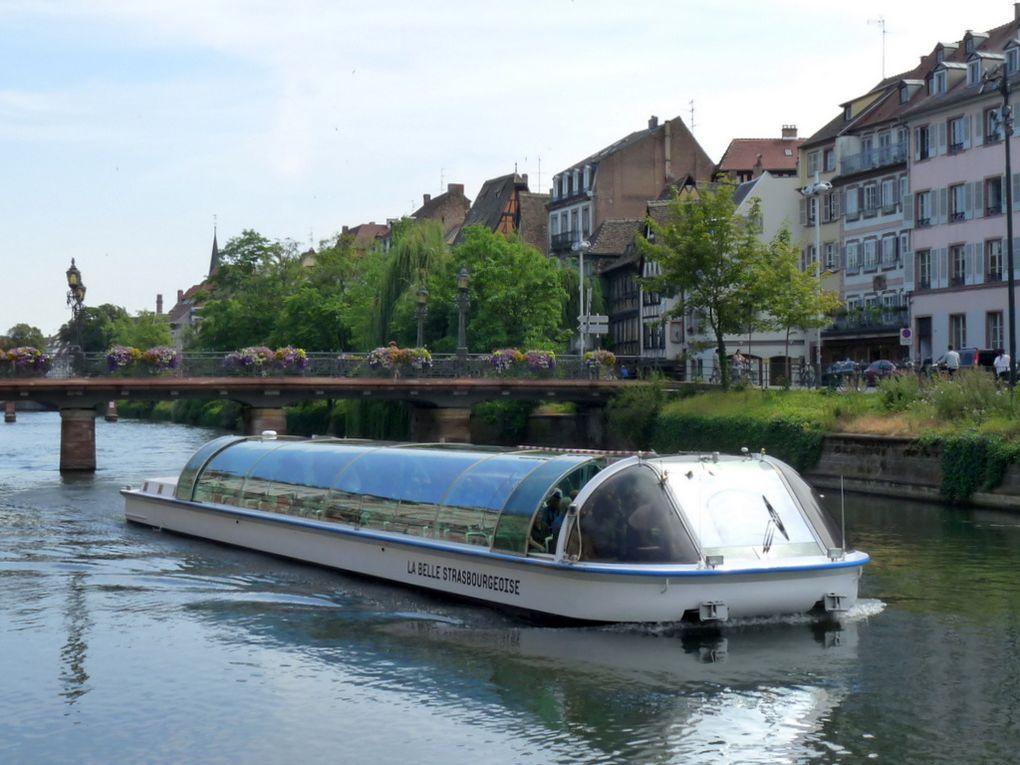 LA BELLE STRASBOURGEOISE , pour la visite de Strasbourg