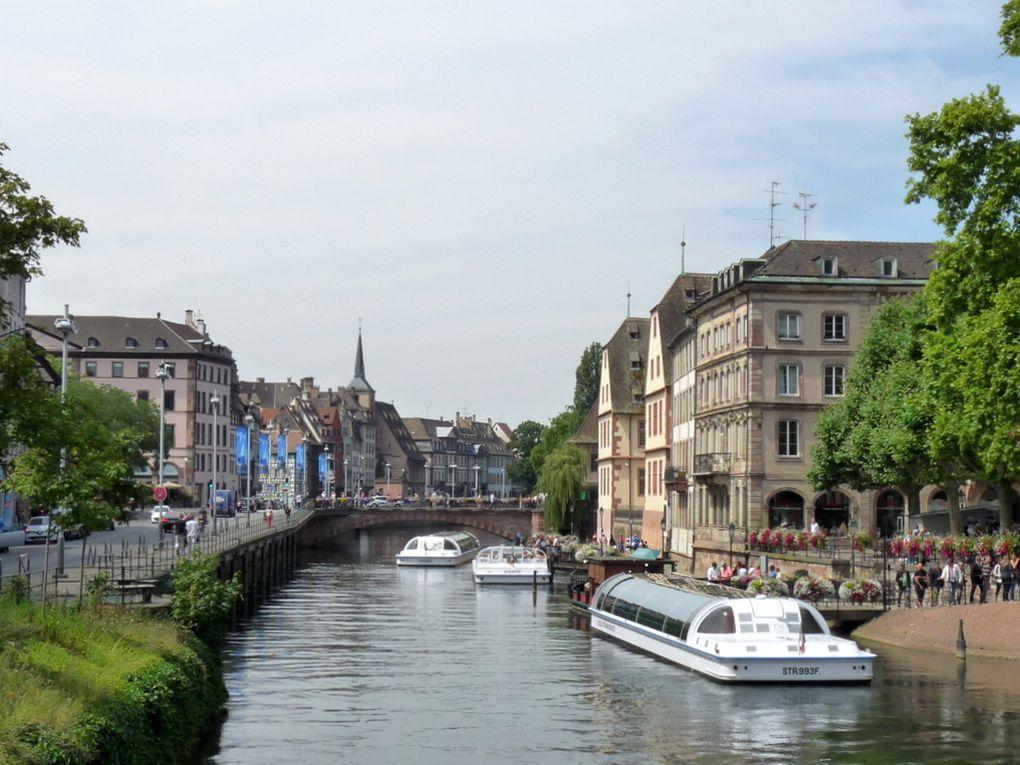 GAENSELIESEL , pour la visite de Strasbourg