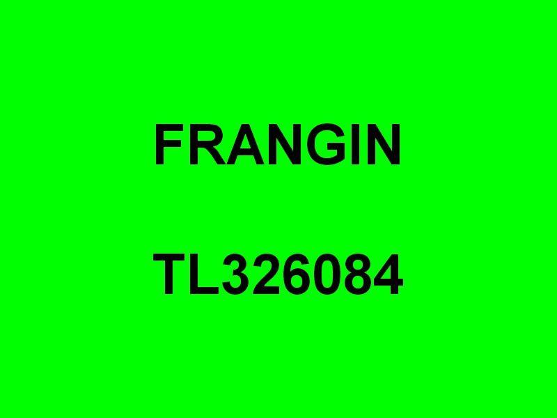 FRANGIN  TL326084